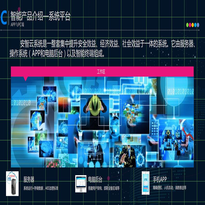 智能产品介绍—系统平台