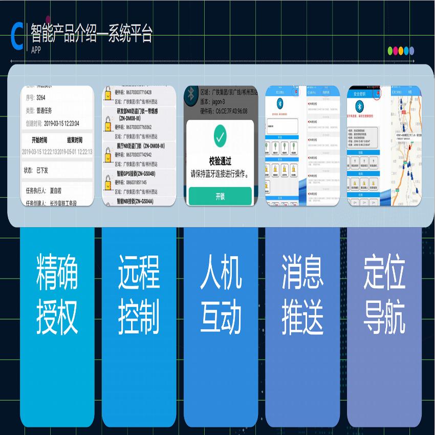 智能产品介绍—系统平台(APP)