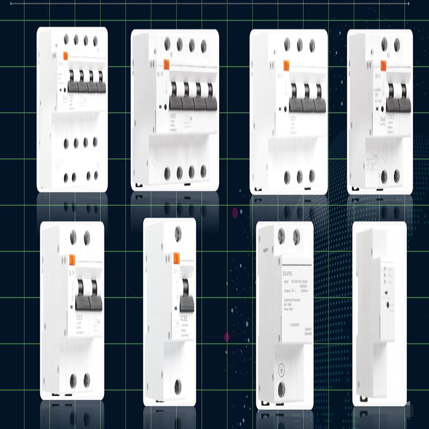 智慧断路器S3系列